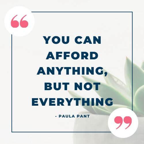 Paula Pant quote