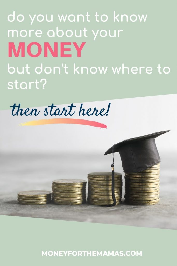 do you want to know more about your money
