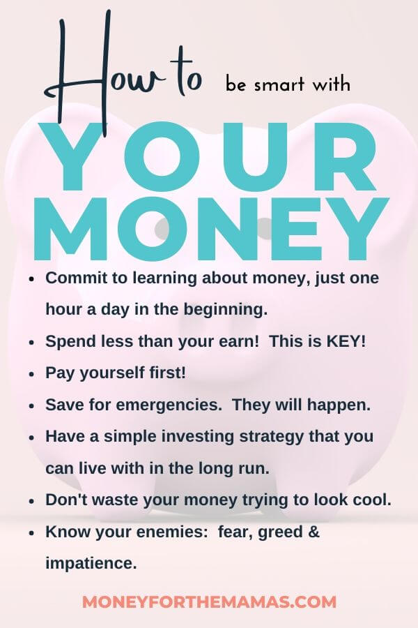 How to learn about money