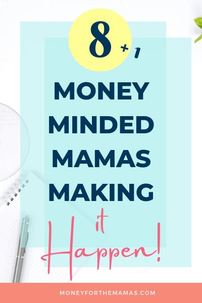 8 money minded mamas making it happen