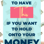 Finding Your Financial Why