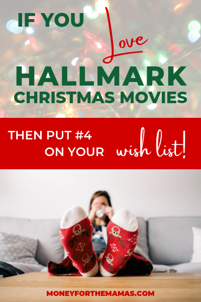 If You love Hallmark Christmas Movies then put #4 on your wish list!