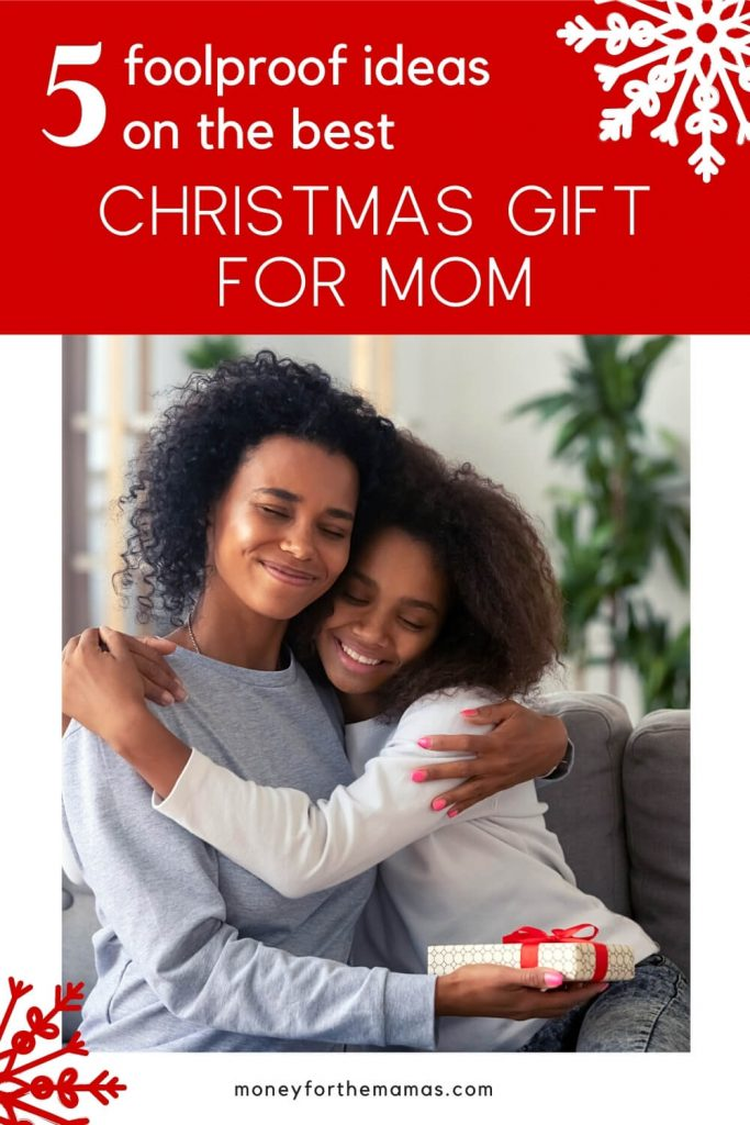 finding the perfect christmas gift for mom