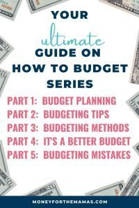 How to Budget