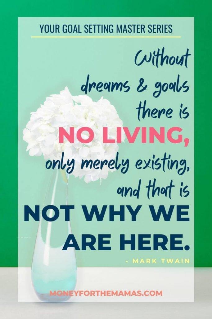 goal quote