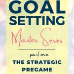 goal setting master series