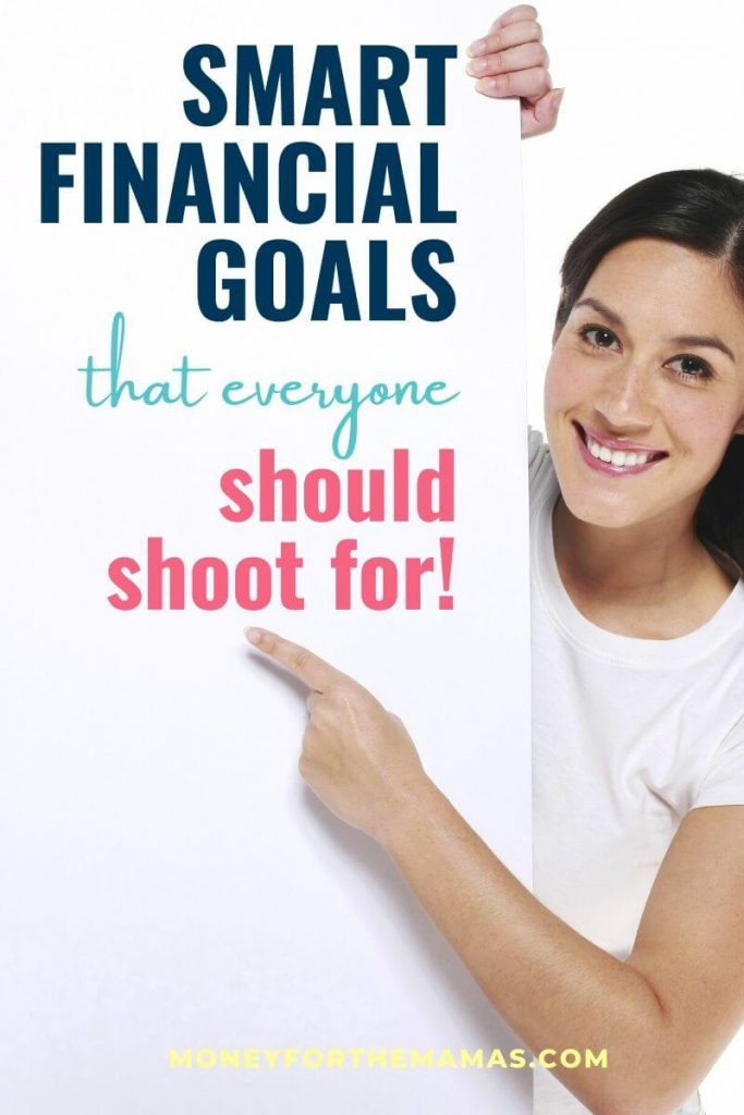 smart financial goals