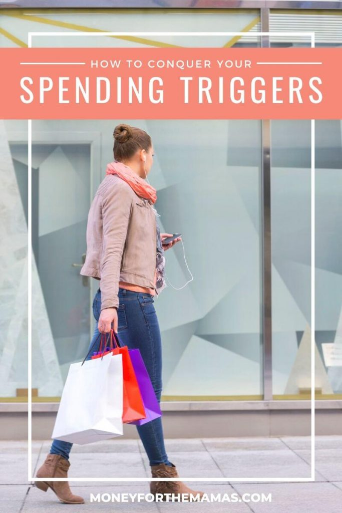 how to conquer your spending triggers