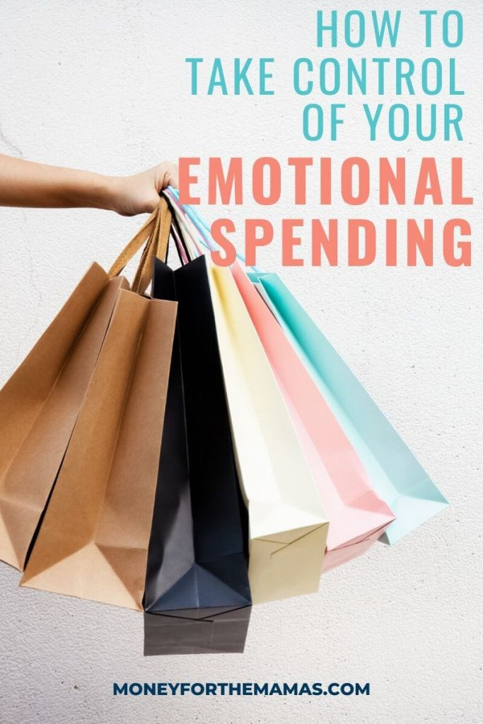 take control of your emotional spending