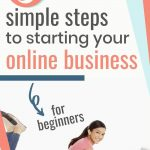 5 simple steps to starting your online business