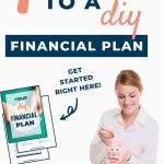 7 steps to a diy financial plan