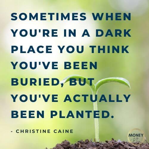 Christine Caine quote