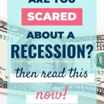 How to Get Ready for a Recession