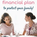 how to create a financial plan