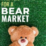 how to prepare for a bear market