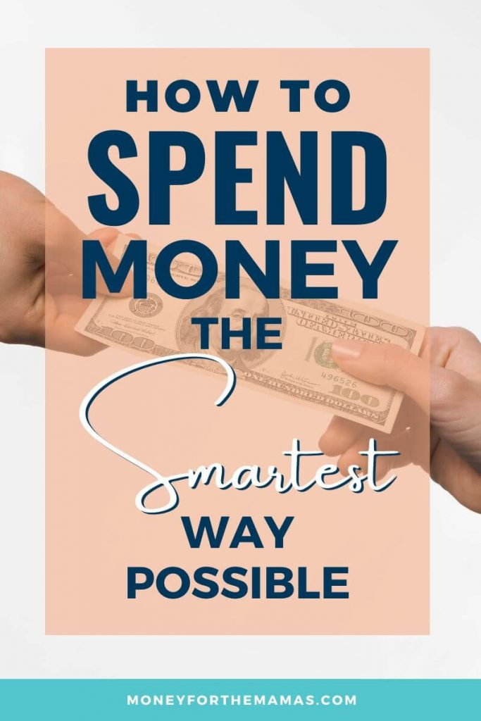 How to Spend Money the Smartest Way Possible