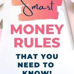Smart Money Rules