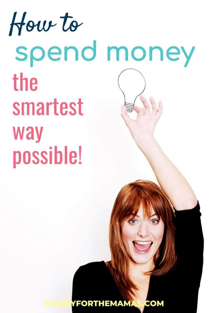 be smart spending money