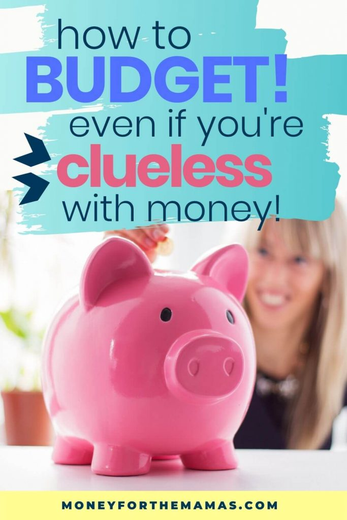how to budget even when clueless