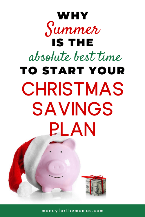 Christmas Savings Plan