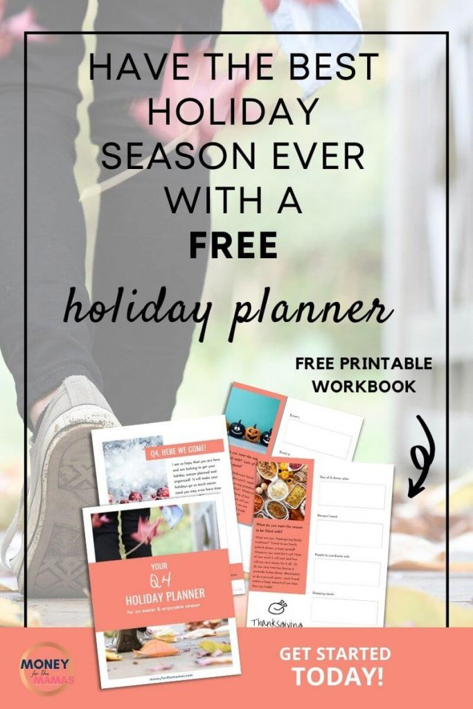 Get Your free holiday planner