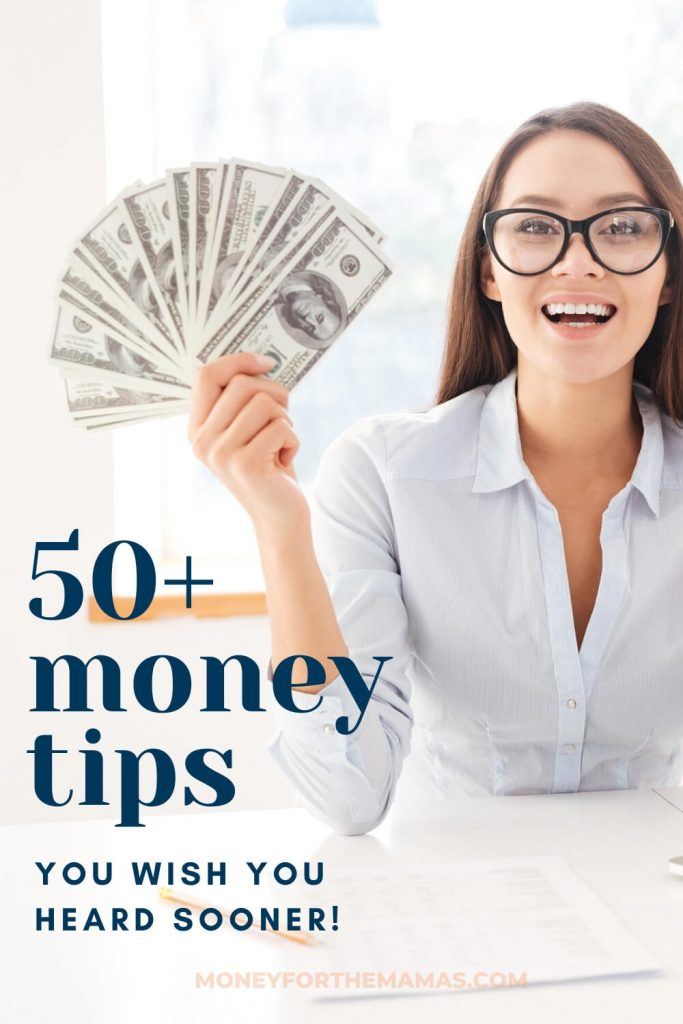 money tips that you wish you heard sooner