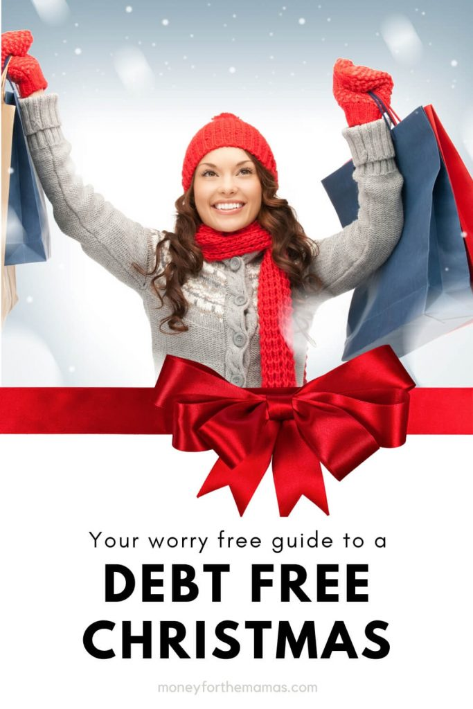 your guide to a debt free christmas