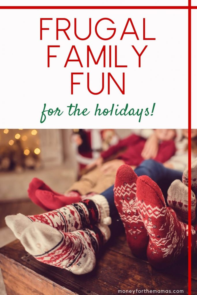 frugal family fun for the holidays