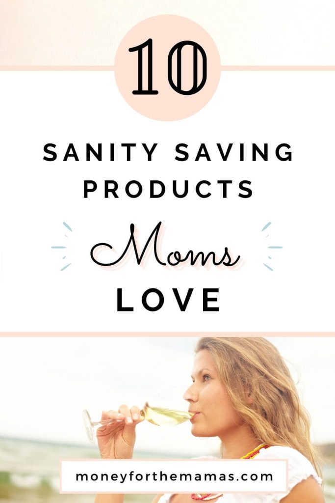 10 sanity saving products moms love