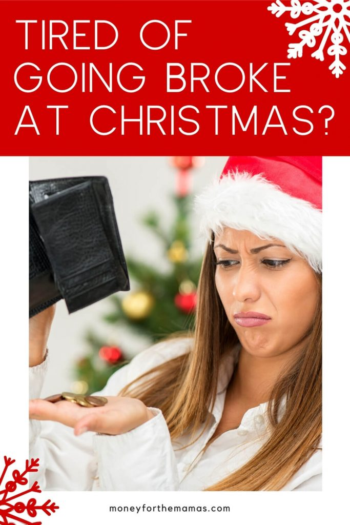 tired of going broke at christmas?