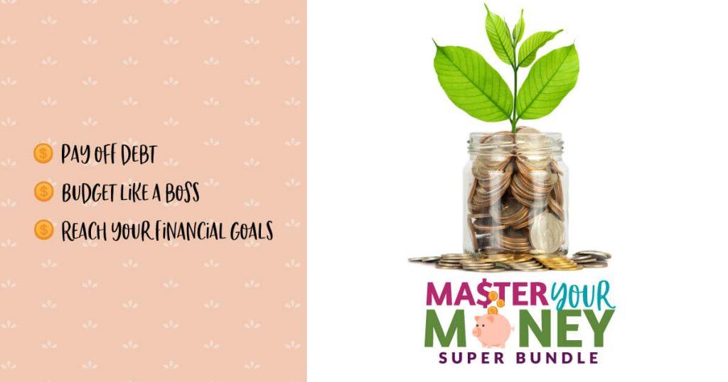 ultimate bundles - master your money super bundle