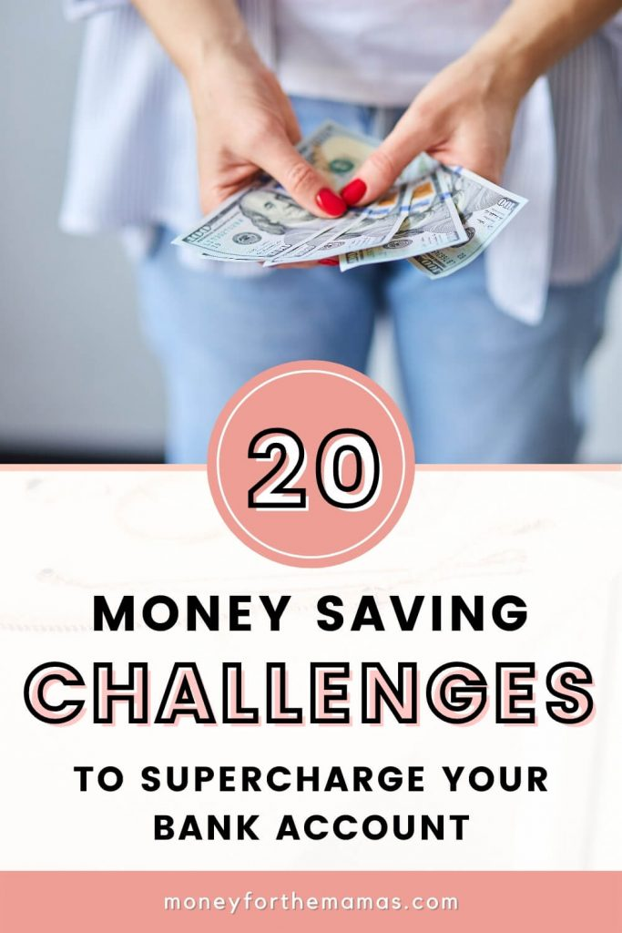 20 money challenges