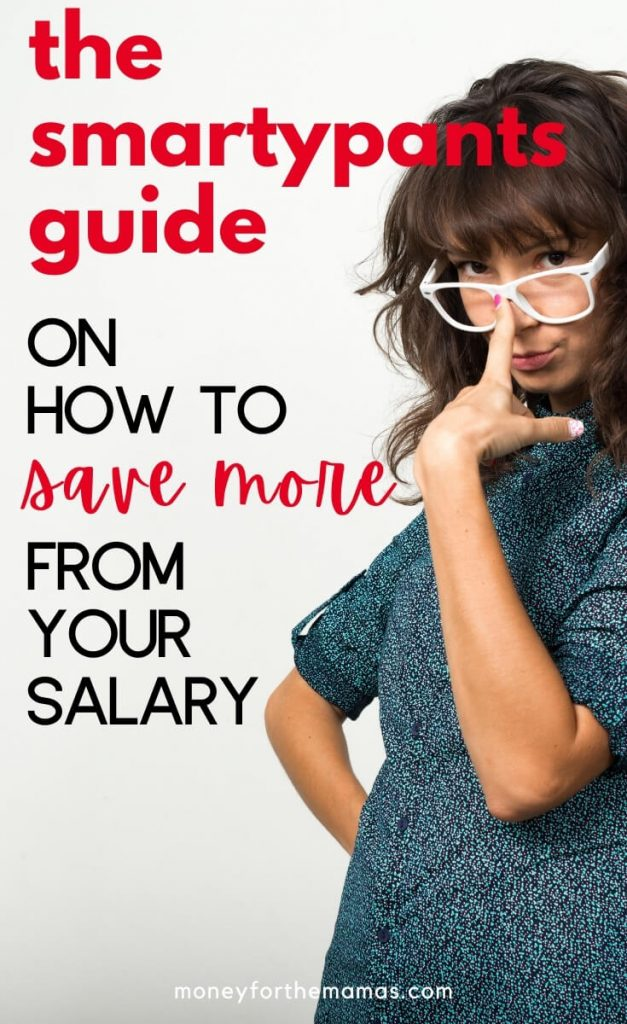 super savers guide on how to save money from salary