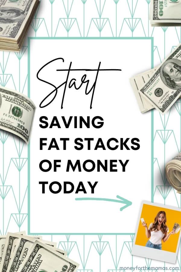 saving money free printables