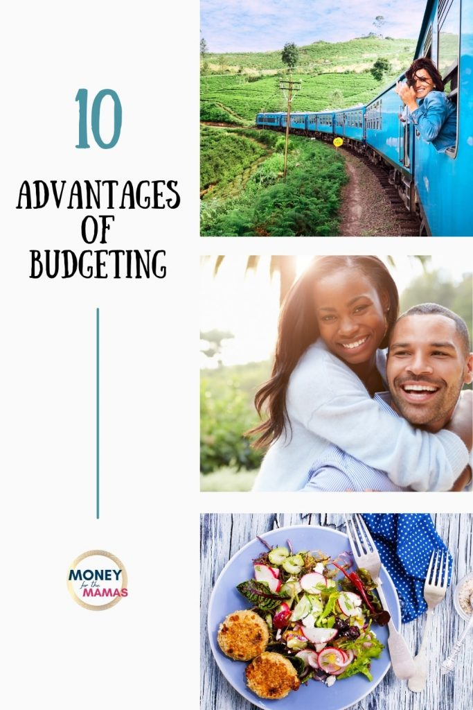 10 advantages of budgeting