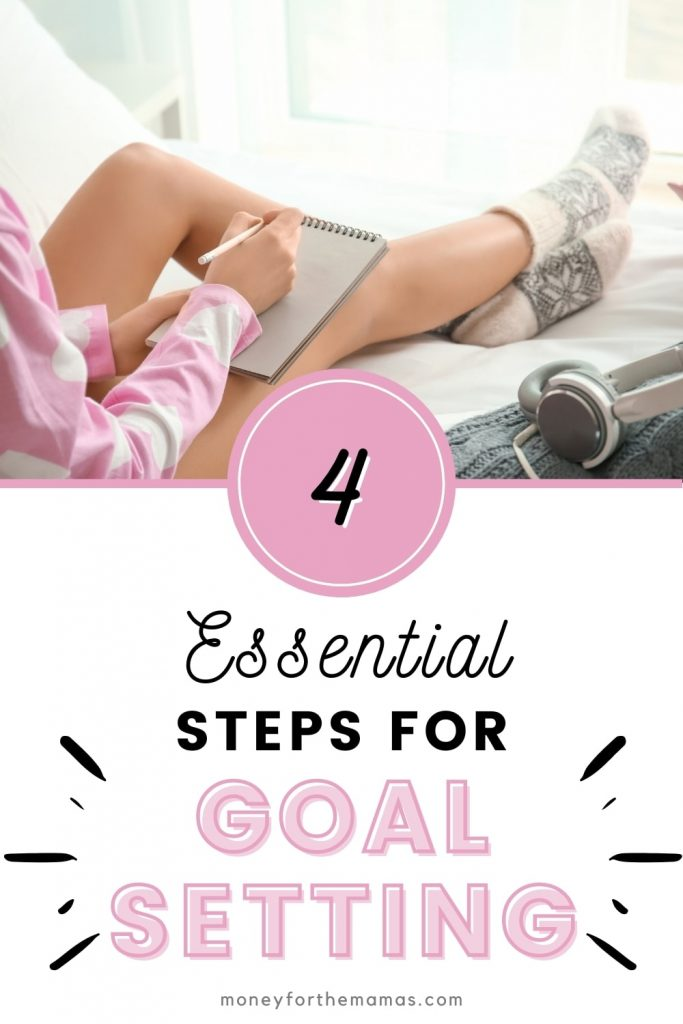 essential steps for goal setting