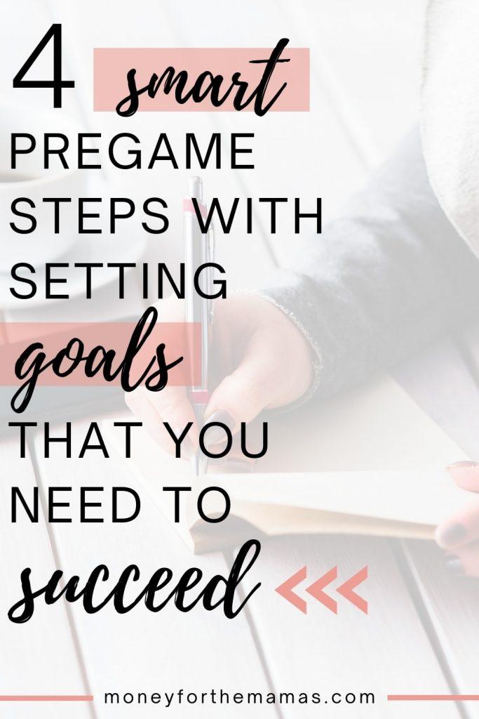 smarting steps for goal setting