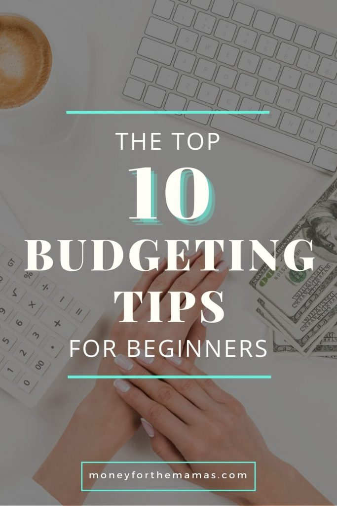 top 10 budgeting tips for beginners