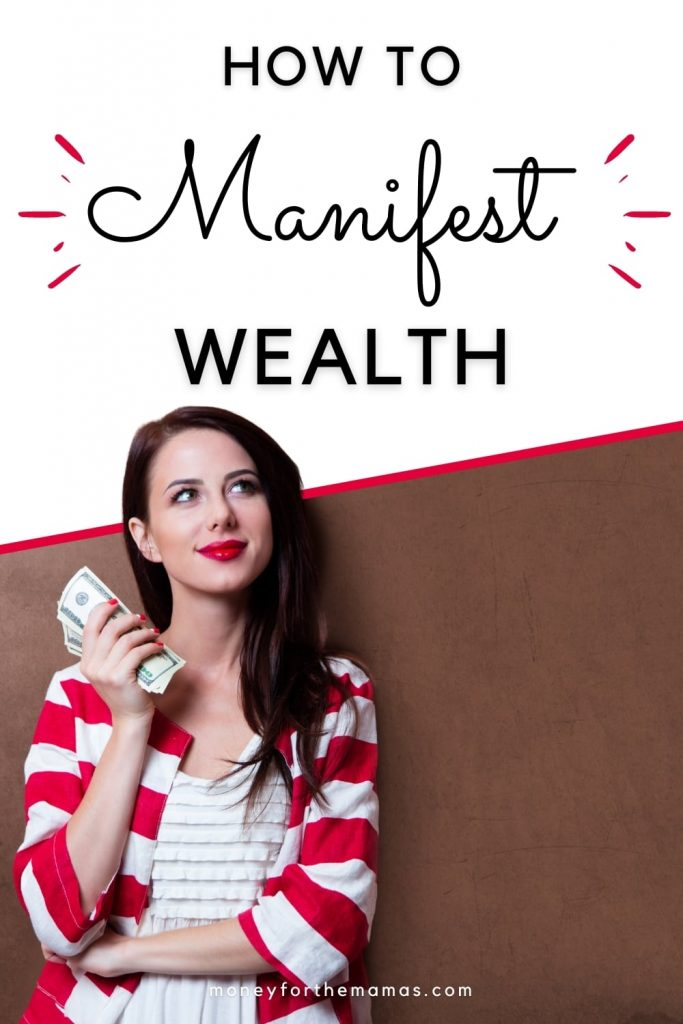 how to manifest wealth with money affirmations