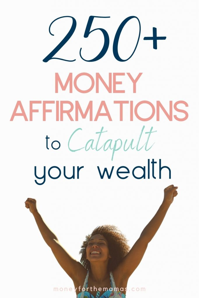 money affirmations to grow your wealth