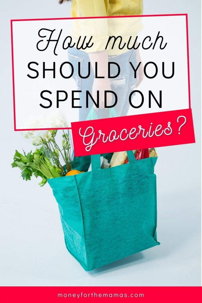 how much should i spend on groceries