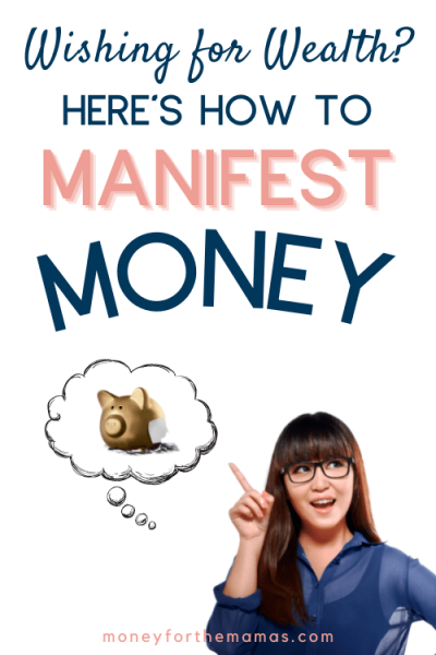 here's how to manifest money