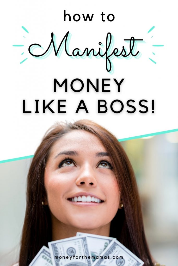 how to manifest money-like a boss