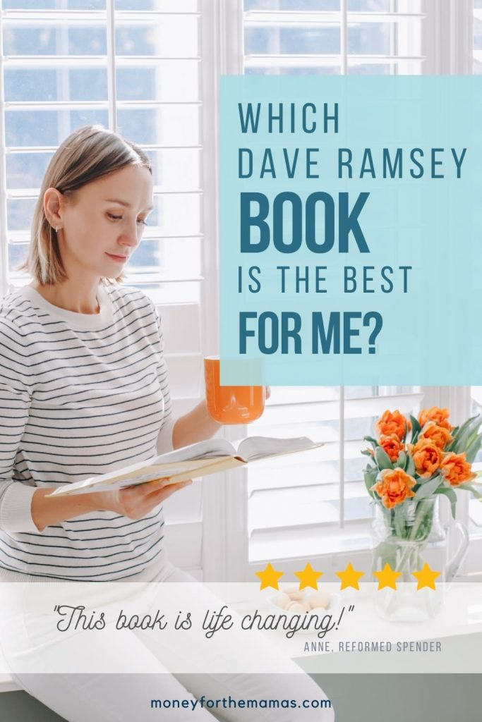 which dave ramsey book is the best for me