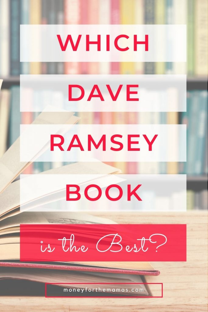 which dave ramsey book is the best?