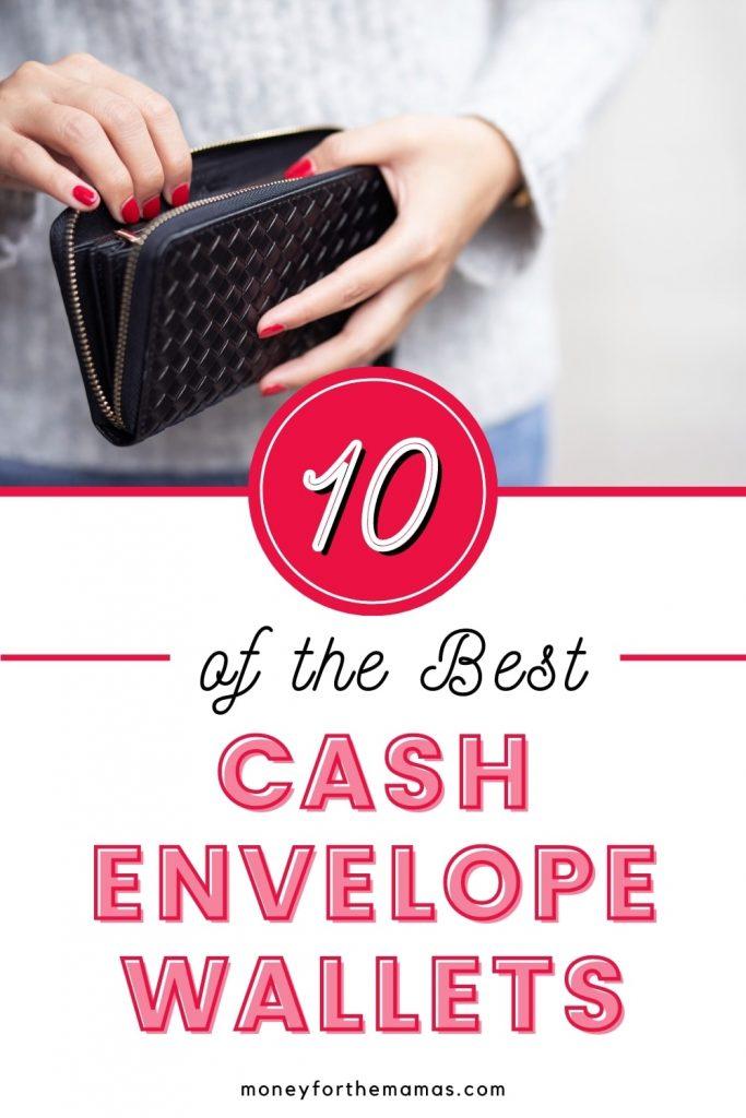 10 best cash envelope wallet