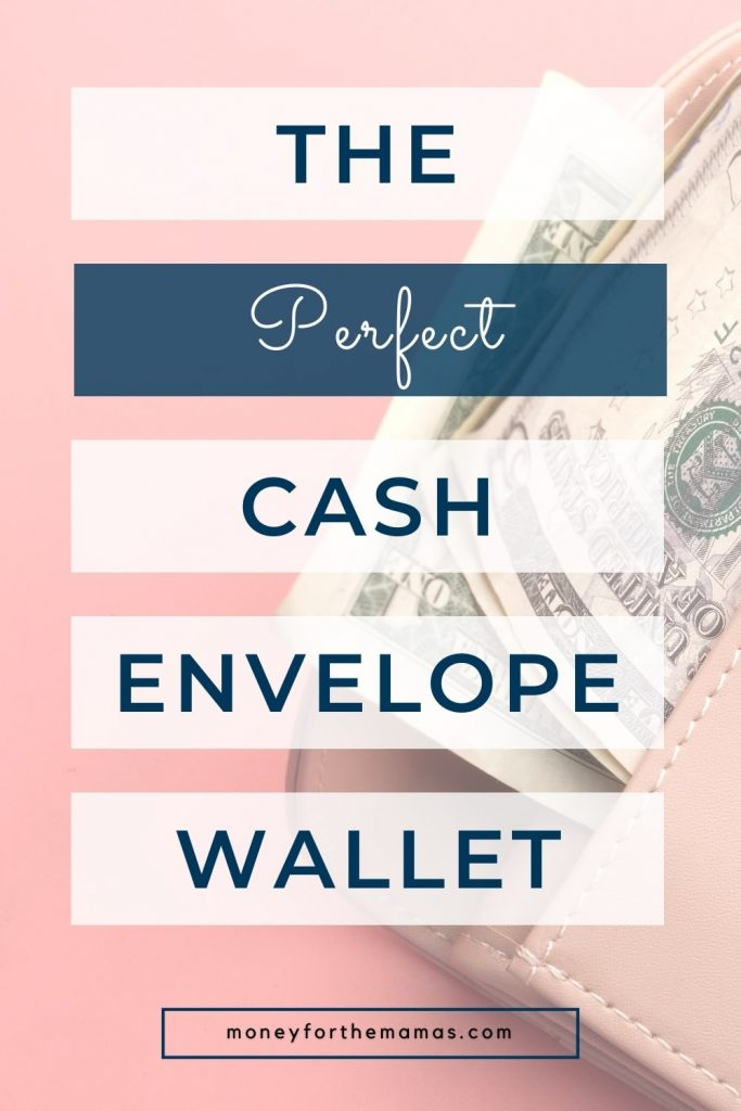 find your perfect cash envelope wallet