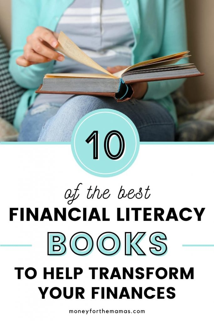 10 of the best financial liyeracy books to help transform your finances
