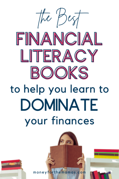 the best financial literacy books to help you dominate your finances