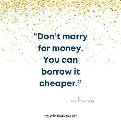 financial planning for women quote